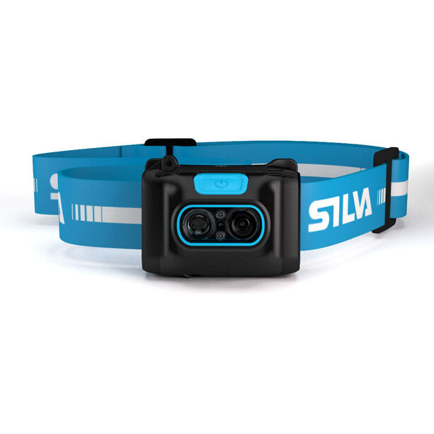 Silva Scout XT Headlamp light blue/white