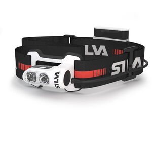 Silva Trail Runner 4 Headlamp black/red black/red