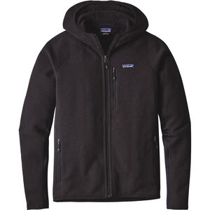 Patagonia Performance Better Sweater Hoody Herr black black