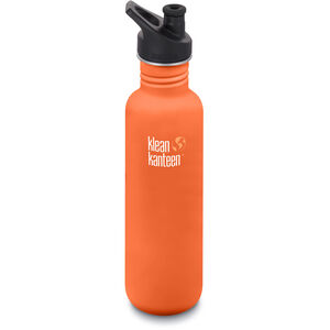 Klean Kanteen Classic Bottle Sport Cap 3.0 800ml sierra sunset matt sierra sunset matt
