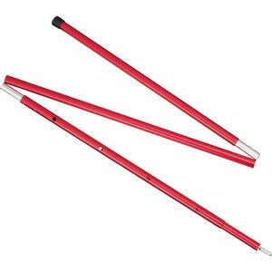MSR Adjustable Pole 4 FT 119-140cm red red