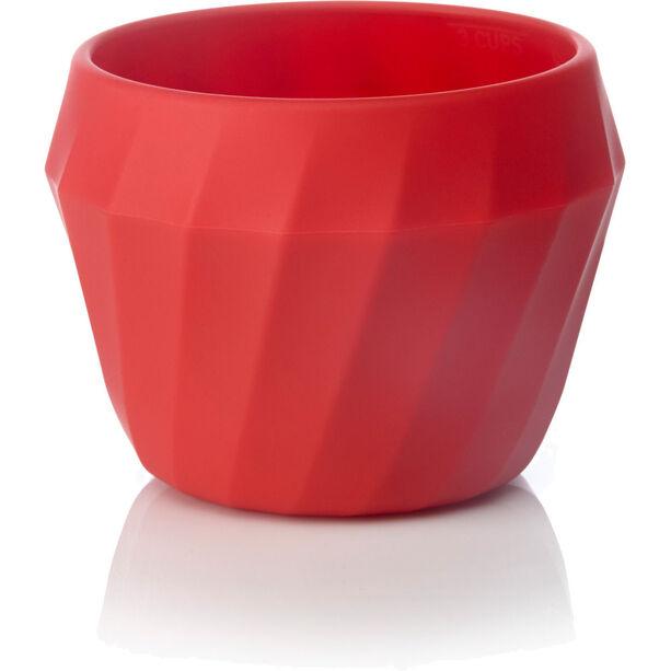 humangear FlexiBowl 0,7l red