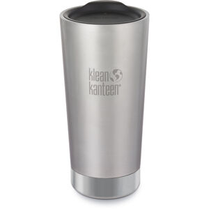 Klean Kanteen Tumbler Vacuum Insulated 592ml brushed stainless brushed stainless