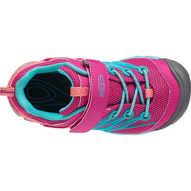 Keen Chandler CNX Shoes Barn very berry/capri