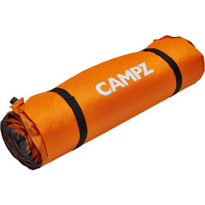 CAMPZ Deluxe Comfort Mattress XL orange orange