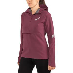inov-8 Softshell HZ Jacket Dam purple purple