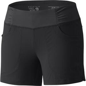 Mountain Hardwear Dynama Shorts Dam black