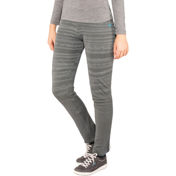 E9 Leg Hemp Pants Dam iron