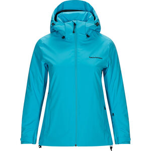 Peak Performance Anima Jacket Dam Glacier Glow Glacier Glow