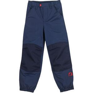 Finkid Huima Uni Reinforced Weatherproof Outdoorpants Barn navy navy