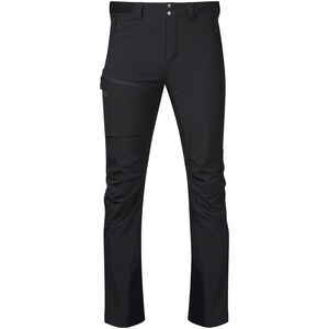 Bergans Breheimen Softshell Pants Herr black/solid charcoal black/solid charcoal