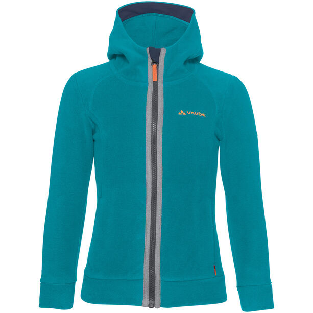 VAUDE Cheeky Sparrow Jacket Flickor atoll