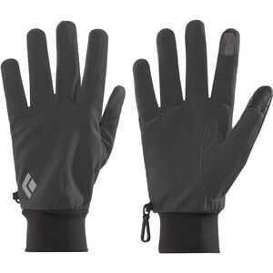 Black Diamond Lightweight Softshell Gloves Smoke Smoke
