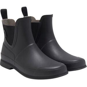Tretorn Eva Låg Rubber Boots Women Dam black/black black/black