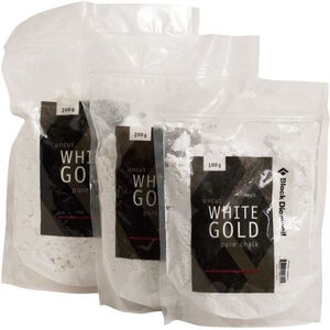Black Diamond Solid White Gold Loose Chalk 100g