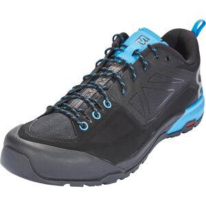 Salomon X Alp SPRY Shoes Herr black/magnet/hawaiian surf black/magnet/hawaiian surf