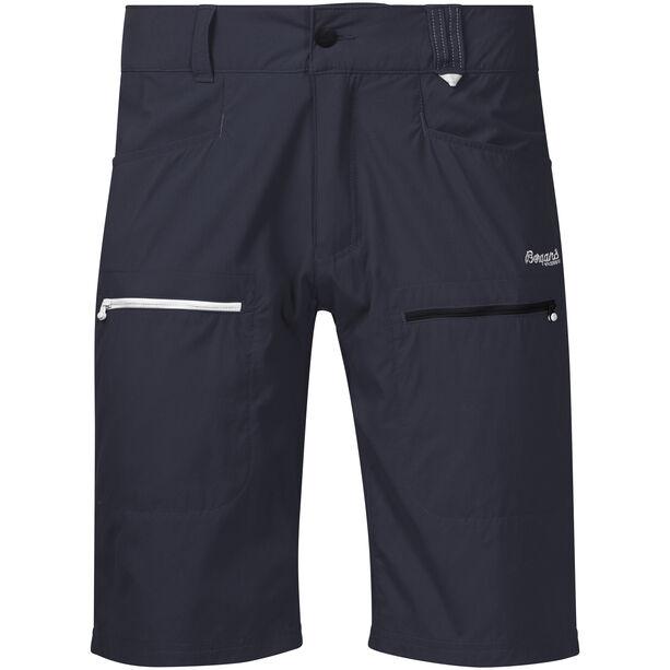 Bergans Utne Shorts Herr dark navy/aluminium