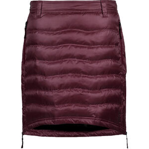 SKHoop Short Down Skirt Dam Ruby Red Ruby Red