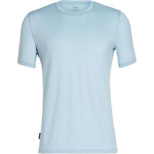 Icebreaker Tech Lite SS Crewe Shirt Herr sky sky