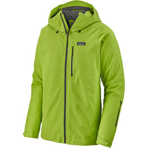 Patagonia Powder Bowl Jacket Herr peppergrass green peppergrass green