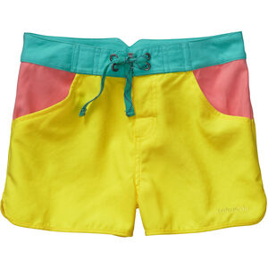 Patagonia Forries Shorey Board Shorts Flickor blazing yellow blazing yellow