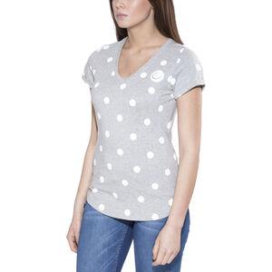 Edelrid Rockover T-shirt Dam dots dots