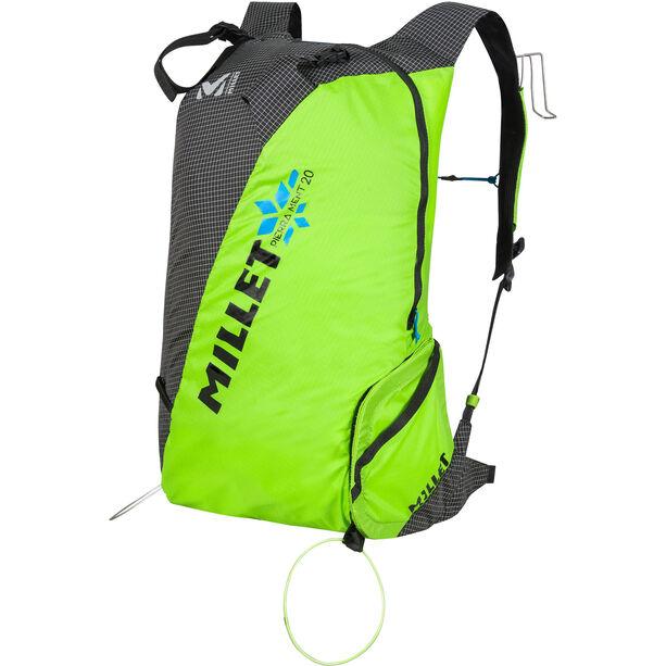 Millet Pierra Ment 20 Backpack Herr acid green
