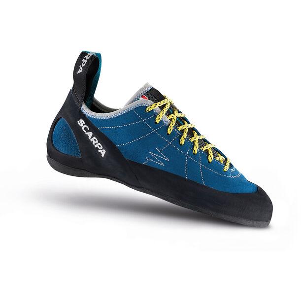 Scarpa Helix Climbing Shoes hyper blue