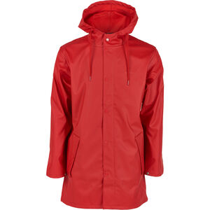 Tretorn Wings Monocrome Rainjacket red red