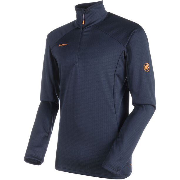 Mammut Moench Advanced Half Zip LS Shirt Herr night