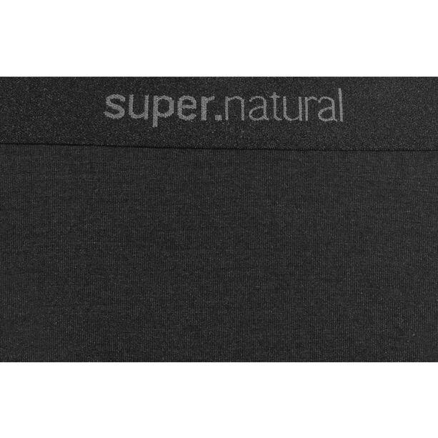 super.natural Base Boyfriend 175 Hipster Dam jet black