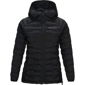 Peak Performance Argon Light Hood Jacket Dam Black Black
