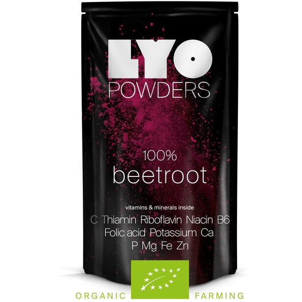 Lyofood Beetroot Powder 50g