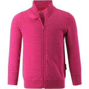 Reima Mahin Sweater Barn Raspberry Pink Raspberry Pink