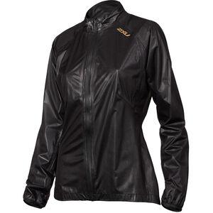 2XU GHST Membrane Jacket Dam black/gold black/gold