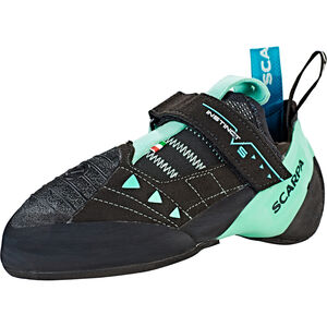 Scarpa Instinct VS Climbing Shoes Dam black-aqua black-aqua