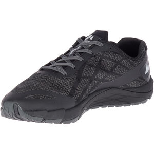 Merrell Bare Access Flex Shield Shoes Herr black/white black/white