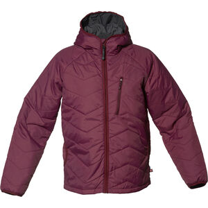 Isbjörn Frost Light Weight Jacket Ungdomar bordeaux bordeaux