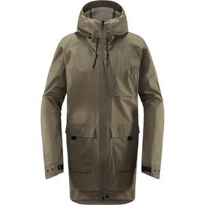 Haglöfs Nusnäs 3L Jacket Herr dune dune