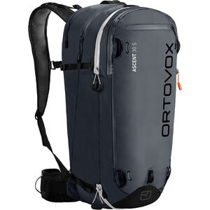 Ortovox Ascent 30 S Backpack black anthracite black anthracite