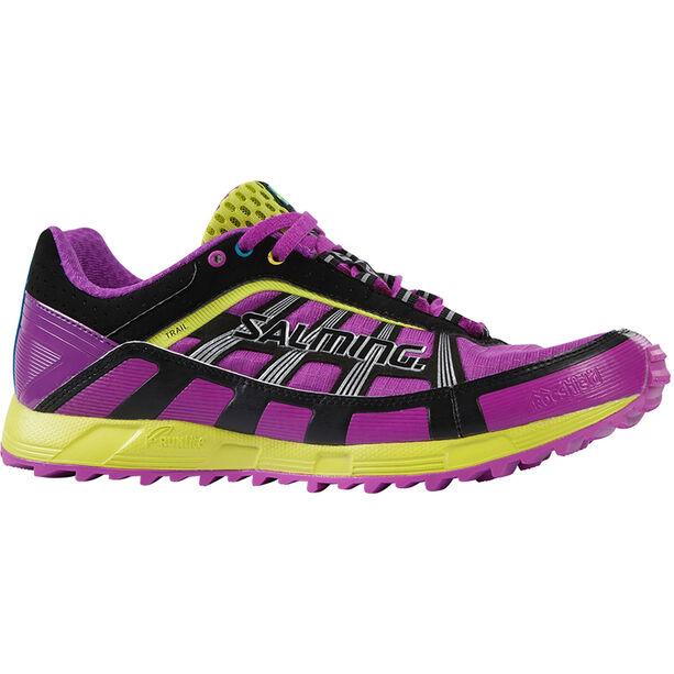 Salming Trail T1 Shoes Dam purple cactus flower