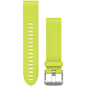 Garmin QuickFit Band 20mm amp yellow amp yellow