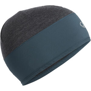 Icebreaker Tech Trainer Hybrid Beanie nightfall/jet heather nightfall/jet heather