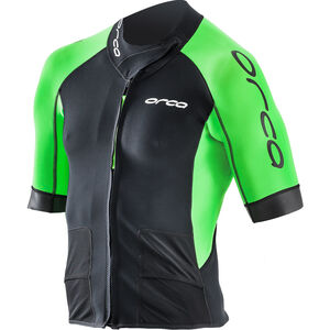 ORCA Swimrun Core Top Herr black black