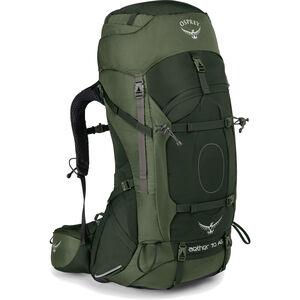Osprey Aether AG 70 Backpack Herr adriondack green adriondack green