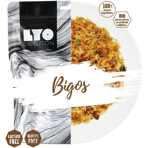Lyofood Bigos - Traditional Polish Sauerkraut Big Pack 81g