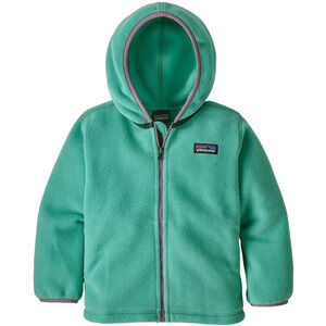 Patagonia Synchilla Cardigan Baby Barn Plains Green Plains Green