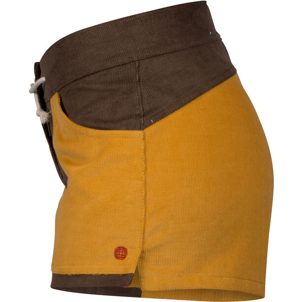 "Amundsen Sports Concord 3"" Shorts Dam cowboy/yellow haze"