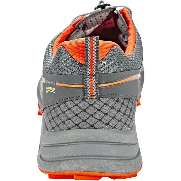 The North Face Ultra MT II GTX Shoes Herr blackened pearl/scarlet ibis