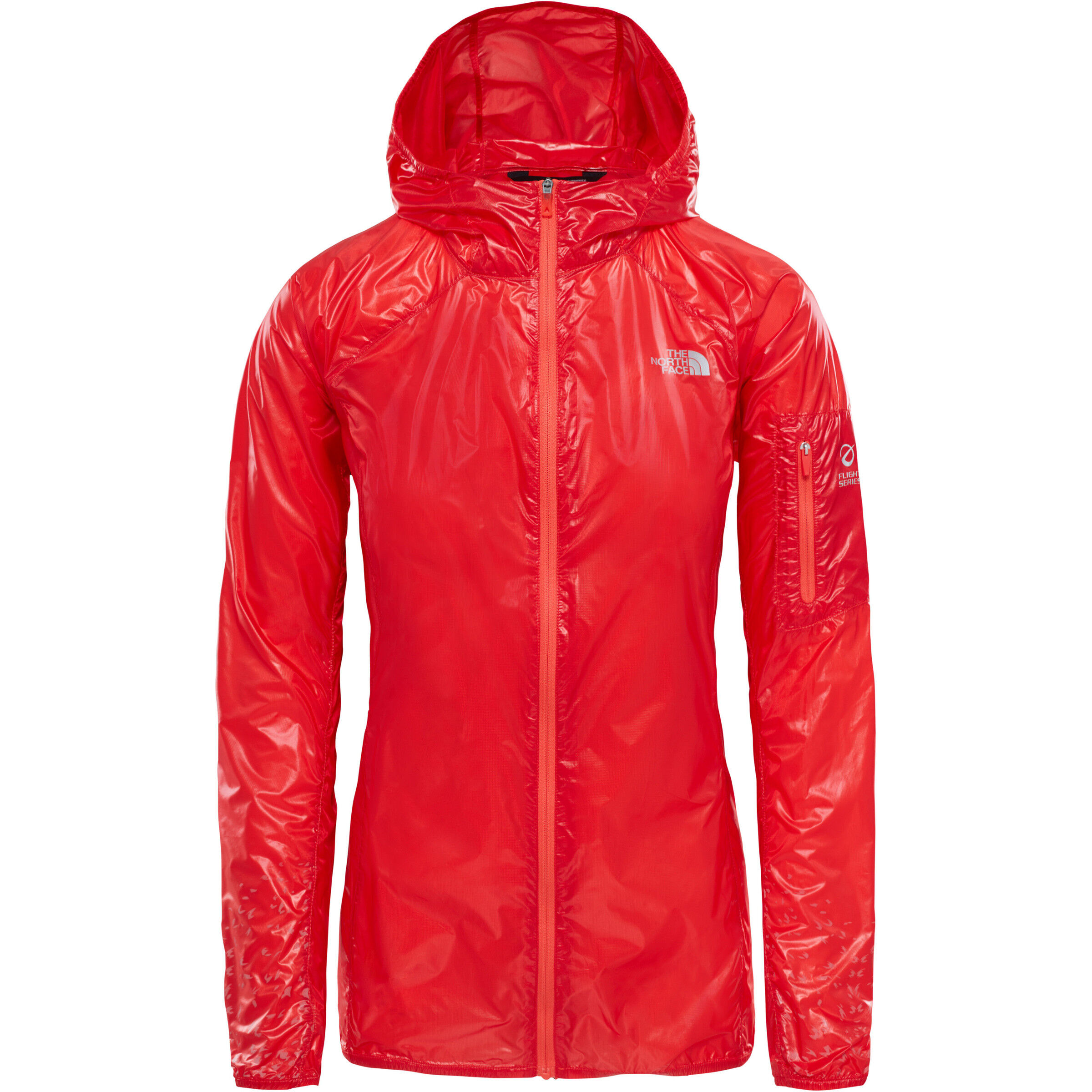 The North Face Flight RKT Jacket Dam juicy red